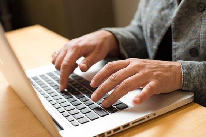 Онлайн подача докуменов