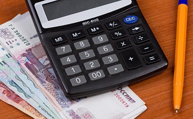 Калькулятор на деньгах