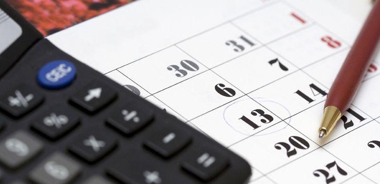 Калькулятор и календарь