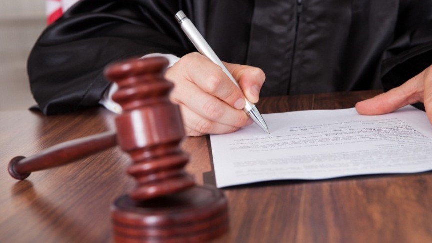 Вердикт судьи