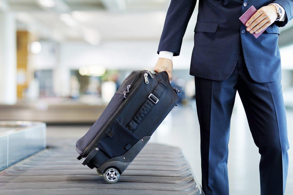 Человек с багажом