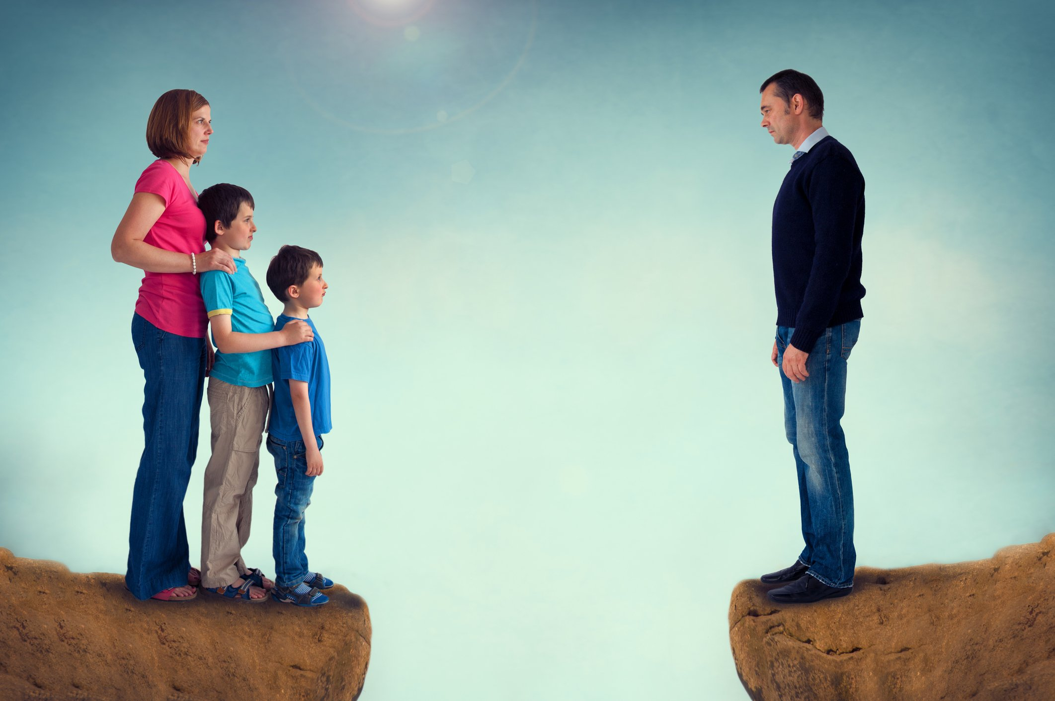 Пропасть между детьми