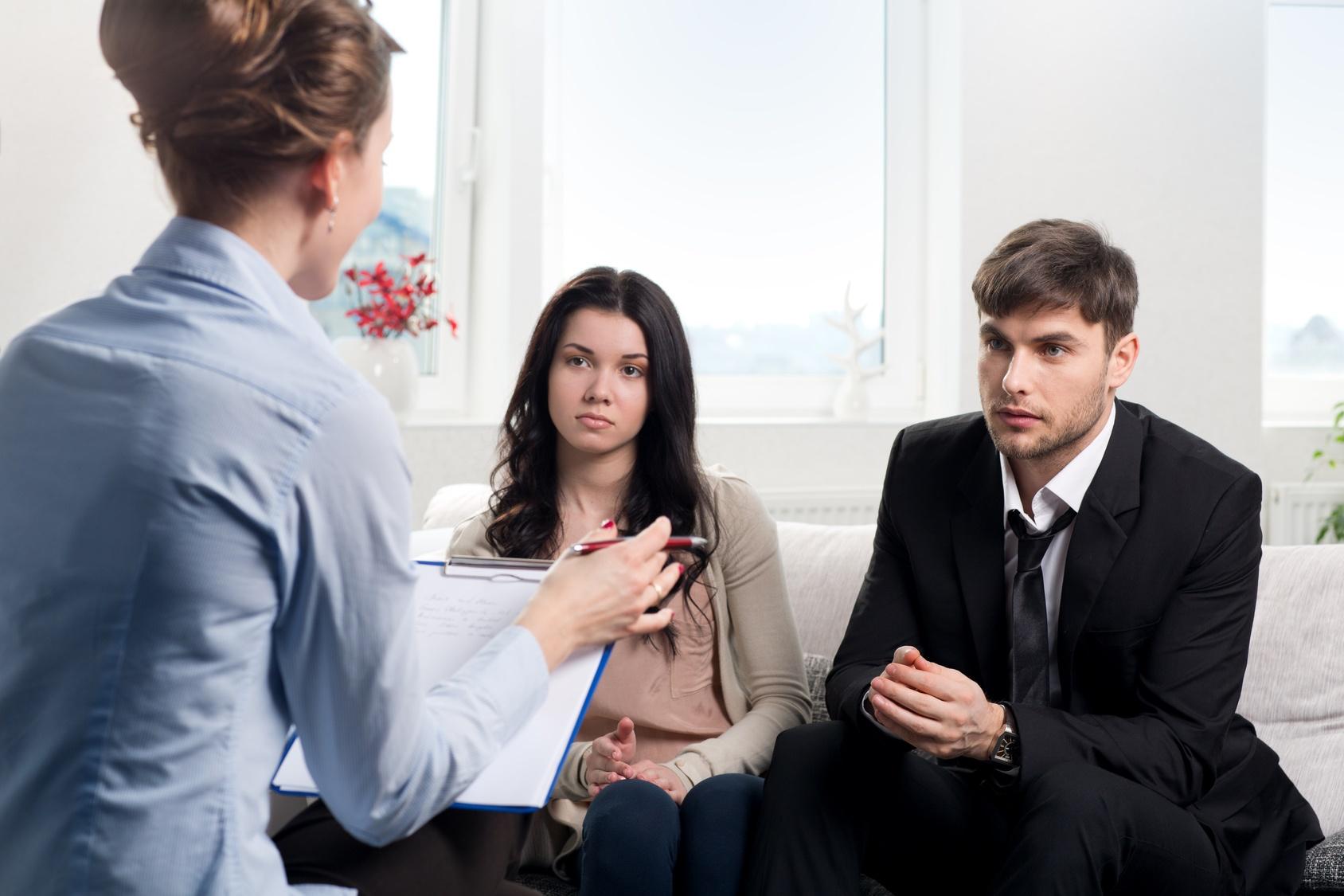 Беседа с юристом