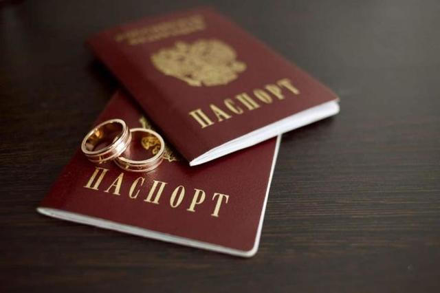 Паспорта и кольца